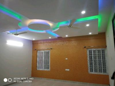 Gallery Cover Image of 600 Sq.ft 3 BHK Apartment for rent in Hebbal for 25000