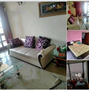 Gallery Cover Image of 2700 Sq.ft 3 BHK Apartment for rent in Hextax Commune Apartments, Sector 43 for 50000