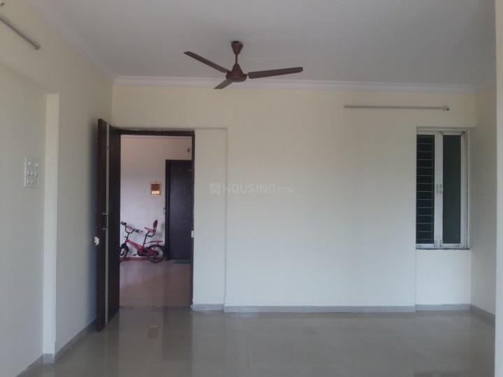 Living Room Image of 1100 Sq.ft 2 BHK Apartment for rent in Airoli for 28000