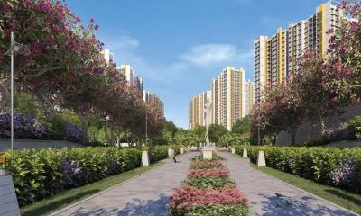 Gallery Cover Image of 510 Sq.ft 1 BHK Apartment for buy in Runwal Gardens, Dombivli East for 3865000