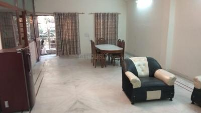 Gallery Cover Image of 1600 Sq.ft 3 BHK Independent Floor for rent in Neb Sarai for 35000
