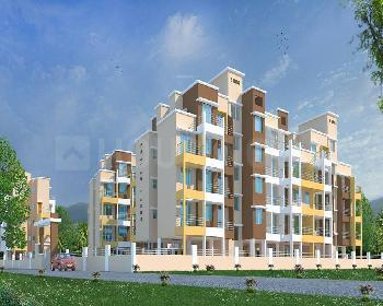 Gallery Cover Image of 680 Sq.ft 1 BHK Apartment for buy in Prayag Yash Phase II, Adaigaon for 3579000