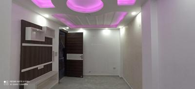 Gallery Cover Image of 450 Sq.ft 1 BHK Independent Floor for buy in Dwarka Mor for 1800000