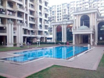 Gallery Cover Image of 1650 Sq.ft 3 BHK Apartment for rent in Tharwani Rosewood, Kharghar for 34000