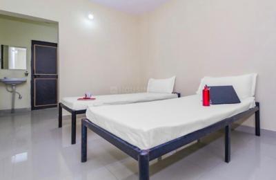Bedroom Image of Global PG in Kharadi