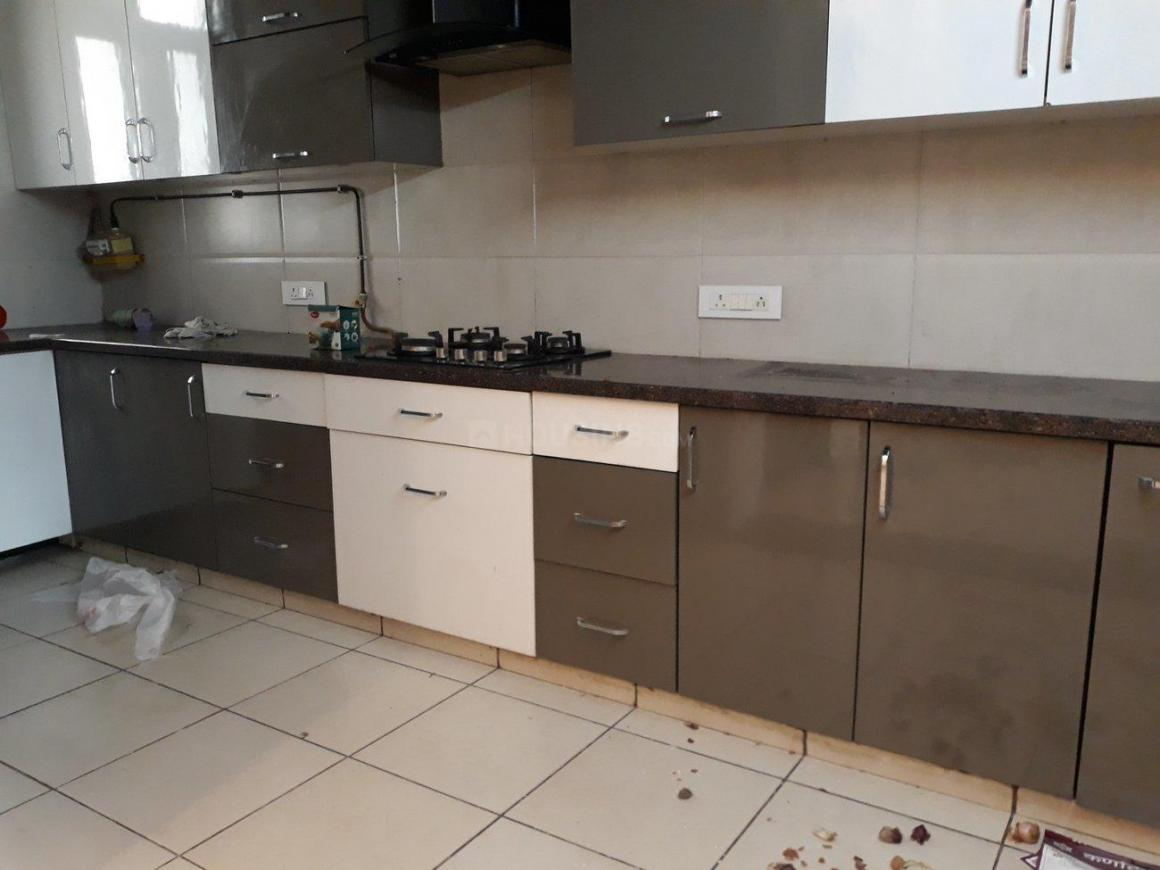 Kitchen Image of 3200 Sq.ft 4 BHK Apartment for rent in Sector 19 Dwarka for 60000