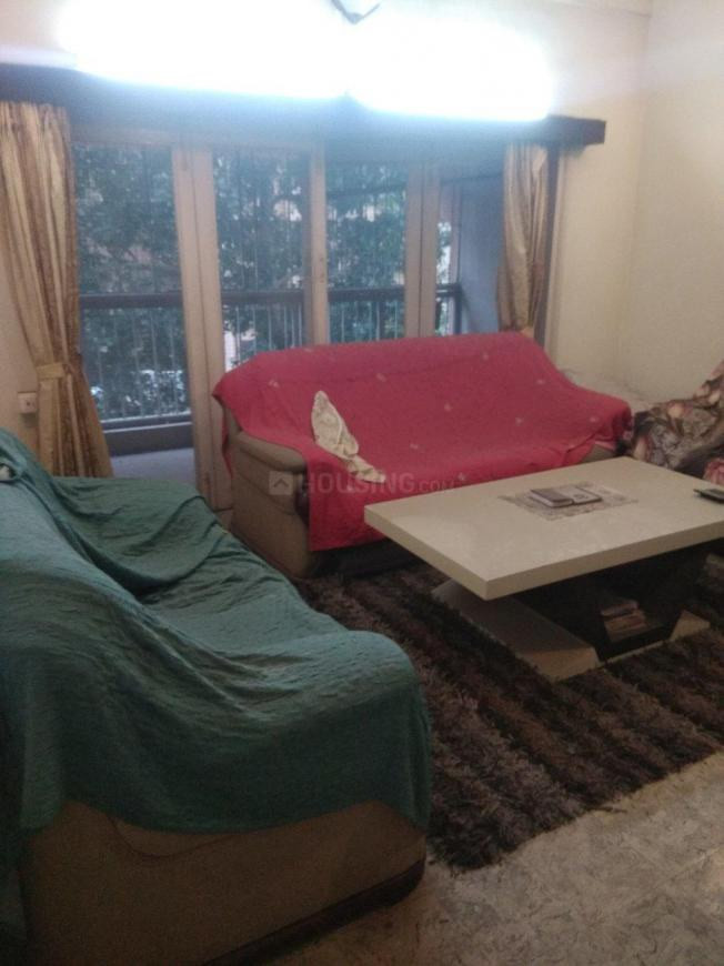 Living Room Image of 1200 Sq.ft 2 BHK Apartment for rent in Park Street Area for 55000
