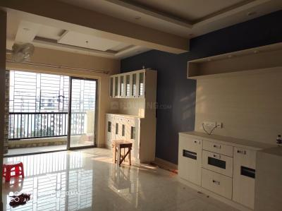 Gallery Cover Image of 1268 Sq.ft 3 BHK Apartment for rent in Purti Star, New Town for 25000