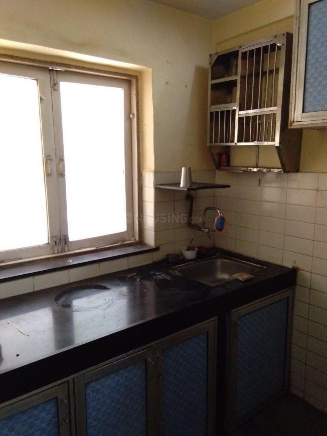 Kitchen Image of 310 Sq.ft 1 RK Apartment for rent in Malad East for 18000