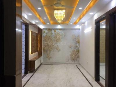 Gallery Cover Image of 600 Sq.ft 2 BHK Apartment for buy in Dwarka Mor for 2450000
