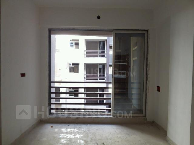 Living Room Image of 418 Sq.ft 1 RK Apartment for rent in Boisar for 4500