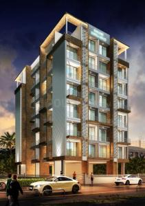 Gallery Cover Image of 1060 Sq.ft 2 BHK Apartment for buy in Ulwe for 7300000