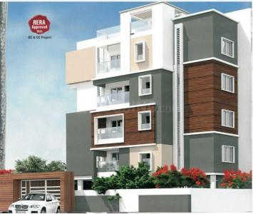 Gallery Cover Image of 1330 Sq.ft 3 BHK Apartment for buy in J P Nagar 8th Phase for 5300000