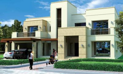 Gallery Cover Image of 6750 Sq.ft 4 BHK Villa for rent in Shantigram for 75000