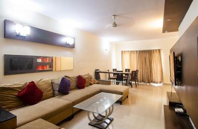 Gallery Cover Image of 1600 Sq.ft 3 BHK Apartment for rent in Basapura for 32000