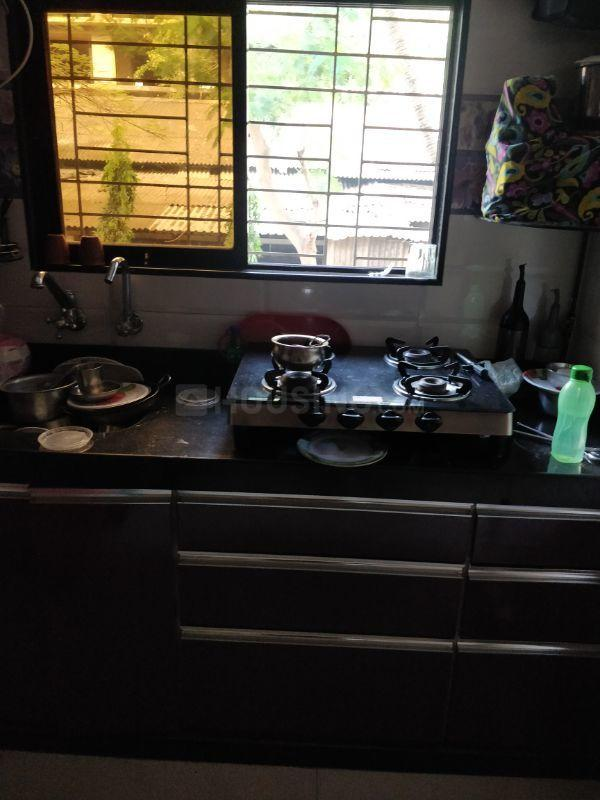 Kitchen Image of 440 Sq.ft 1 BHK Apartment for rent in Bandra East for 25000