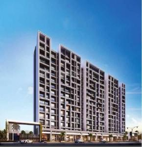 Gallery Cover Image of 1090 Sq.ft 2 BHK Apartment for buy in Unique Ivana, Mira Road East for 8500000