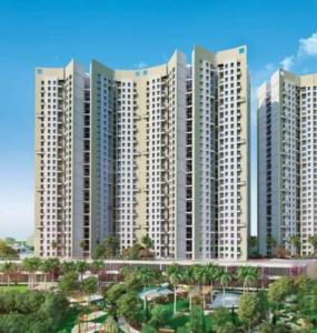 Gallery Cover Image of 720 Sq.ft 1 BHK Apartment for buy in Kasarvadavali, Thane West for 6000000