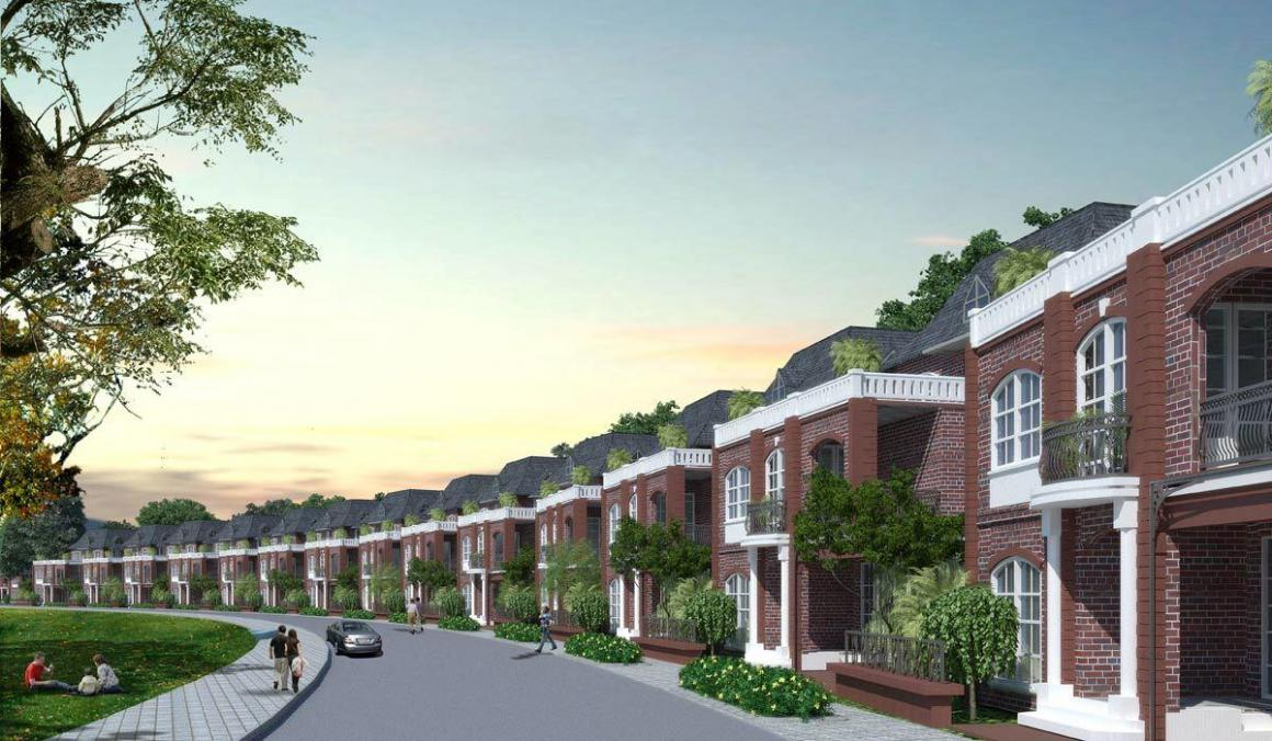 Brochure Image of 3117 Sq.ft 3 BHK Villa for buy in Gunjur Village for 29000000