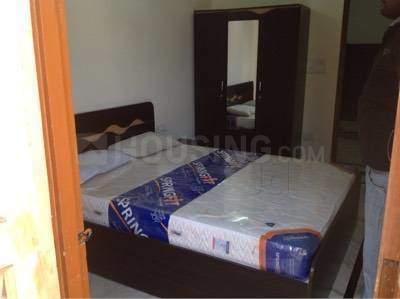 Bedroom Image of Shree Boys PG in Kamla Nagar