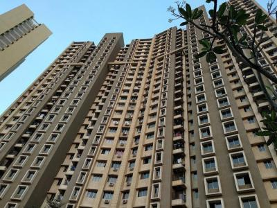 Gallery Cover Image of 620 Sq.ft 1 BHK Apartment for rent in Thane West for 18000