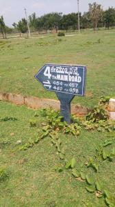 Gallery Cover Image of 2400 Sq.ft Residential Plot for buy in  Sree Sapthamathruka Layout, Madapura for 2400000