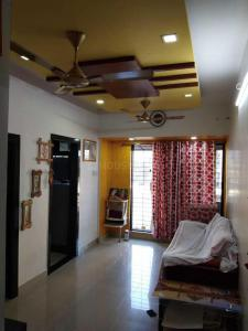 Gallery Cover Image of 710 Sq.ft 1 BHK Apartment for rent in Ghansoli for 18000