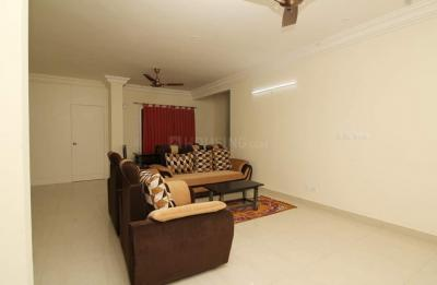 Gallery Cover Image of 1300 Sq.ft 2 BHK Apartment for rent in Ameerpet for 17000