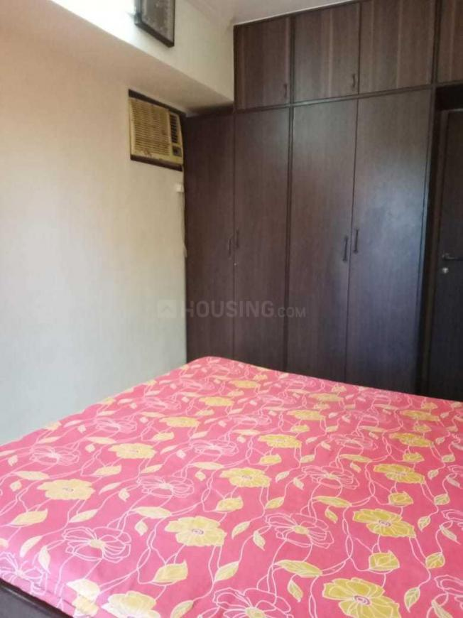 Bedroom Image of 600 Sq.ft 1 BHK Apartment for rent in Bandra West for 45000