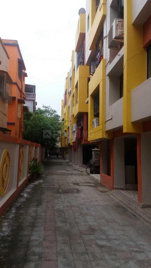Building Image of 700 Sq.ft 2 BHK Apartment for rent in Garia for 15000