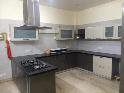 Kitchen Image of Mannat PG Sector 3 in Sector 3