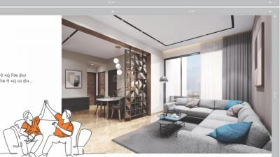 Gallery Cover Image of 1700 Sq.ft 2 BHK Apartment for buy in Narolgam for 3200000