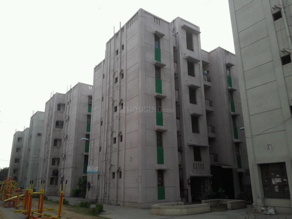 Building Image of 400 Sq.ft 1 BHK Apartment for rent in Sector 23B Dwarka for 9000