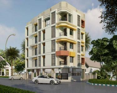Gallery Cover Image of 1120 Sq.ft 3 BHK Apartment for buy in Nayabad for 3900000
