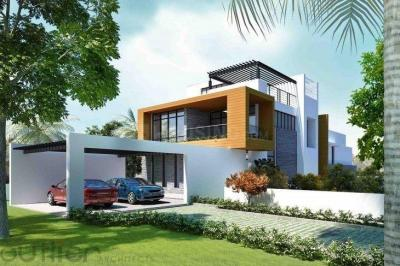 Gallery Cover Image of 845 Sq.ft 2 BHK Villa for buy in Whitefield for 4900000