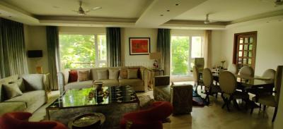 Gallery Cover Image of 3200 Sq.ft 4 BHK Apartment for rent in  RWA Hauz Khas Block C 7, Hauz Khas for 375000