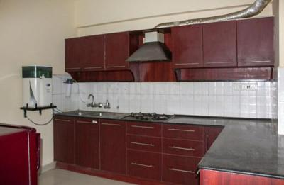Kitchen Image of Suncity Apartments, Flat-202 in Bellandur