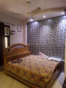 Bedroom Image of PG 7054425 Uttam Nagar in Uttam Nagar