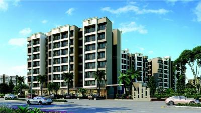 Gallery Cover Image of 692 Sq.ft 1 BHK Apartment for buy in ROYAL HERITAGE, Vangani for 1775000
