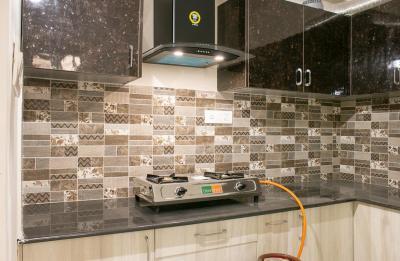 Kitchen Image of Babu Nest 102 in Hennur