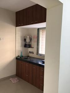 Kitchen Image of 1bhk Fully Furnished Fr Hygienic PG Guys in Mira Road East