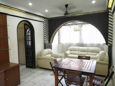 Gallery Cover Image of 800 Sq.ft 1 BHK Apartment for rent in Khar West for 57000