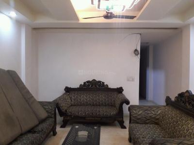 Gallery Cover Image of 900 Sq.ft 2 BHK Independent Floor for rent in Malviya Nagar for 36000