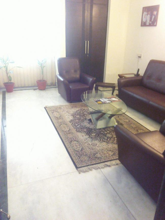 Living Room Image of 3600 Sq.ft 4 BHK Independent Floor for rent in Panchsheel Park for 85000