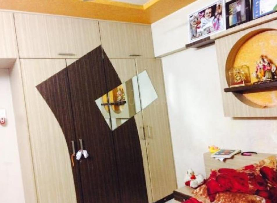 Bedroom Image of 1200 Sq.ft 2 BHK Apartment for rent in Kandivali West for 26000