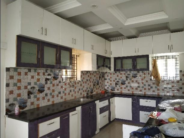 Kitchen Image of 2200 Sq.ft 3 BHK Villa for rent in Krishna Reddy Pet for 15000