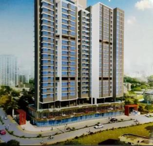 Gallery Cover Image of 530 Sq.ft 1 BHK Apartment for buy in Shreeji Aspire, Malad West for 10200000