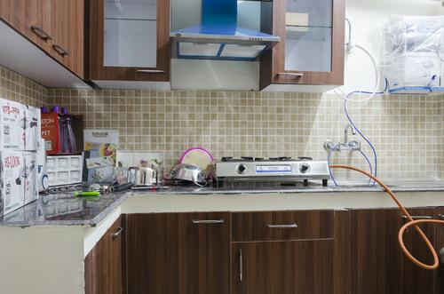 Kitchen Image of Swati Nest 76 in Sector 76