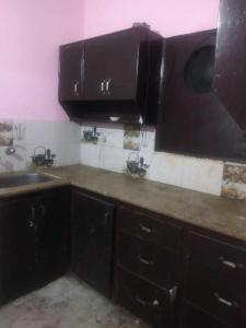 Gallery Cover Image of 540 Sq.ft 1 BHK Independent Floor for rent in Dwarka Mor for 7000