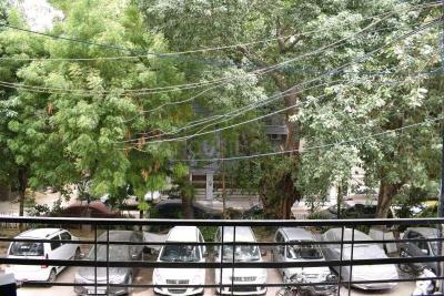 Balcony Image of PG House in Kirti Nagar